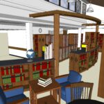 Montogomery County: College Library